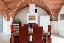 Apartment on the ground floor Amedeo Modigliani