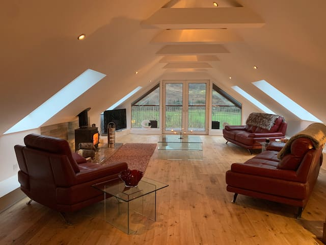 Invercreran Lodge , near Oban and Appin