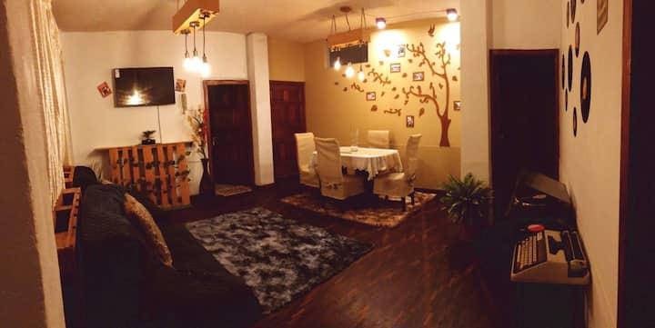 Departamento central Bonito y barato-3 dormitorios