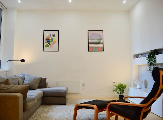 Modern 1-bedroom apartment - Northern Quarter