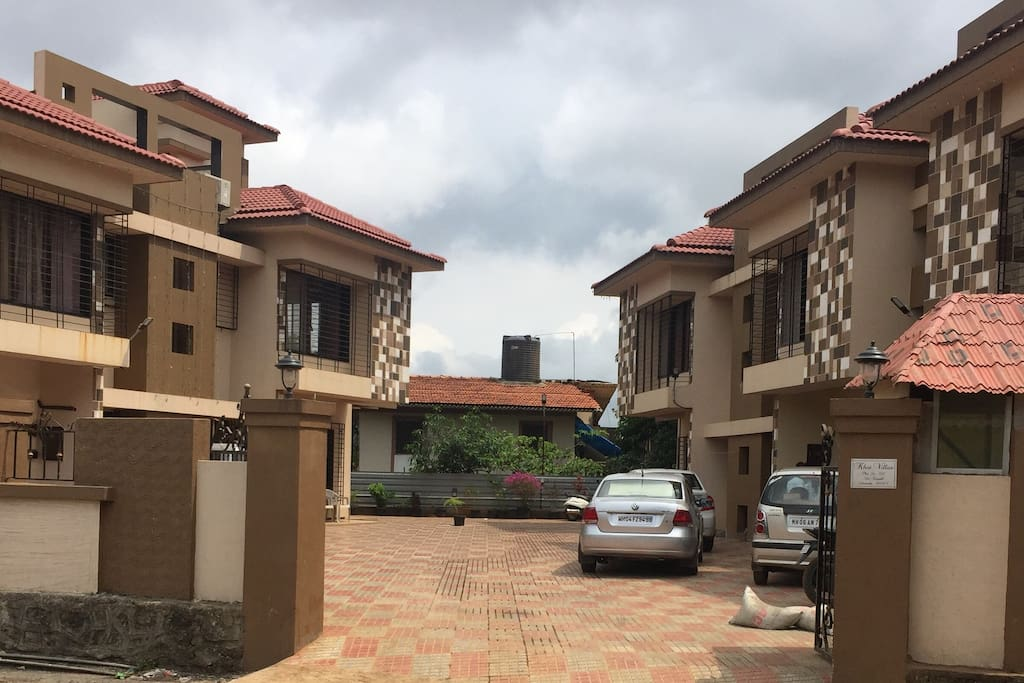 Whispering Bungalows Villas For Rent In Lonavala Mh India