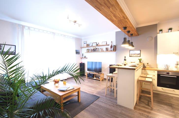 Top Center Designer Spacious apartment