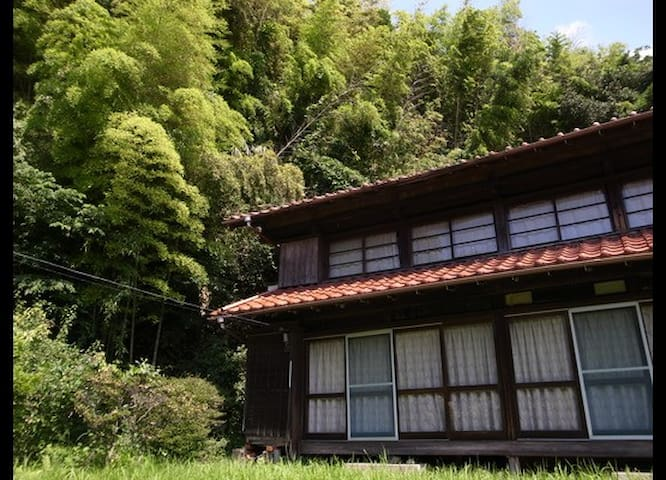 Kamakura traditional house Bamboo Wifi 4People - Kamakura-shi - House