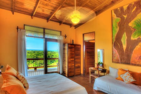 Our Oceanview suites with private baths