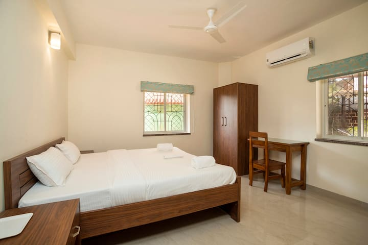 Ground Floor Bedroom  with AC