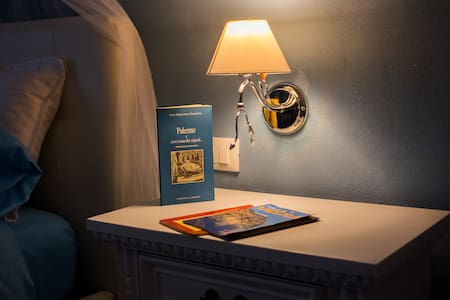 A CASA DI LILLY stanza 1 - Palermo - Hotellipalvelut tarjoava huoneisto