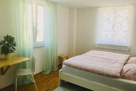 Zimmer frei im ländlichen Tübingen-Hagelloch