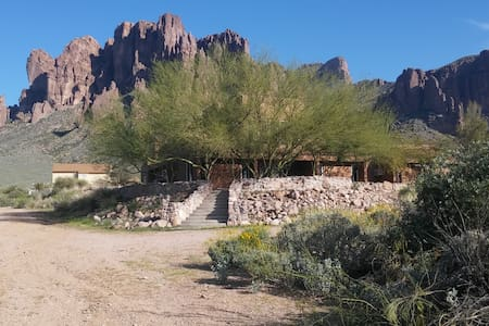 Stunning Arizona Territorial Home at Lost Dutchman - Apache Junction