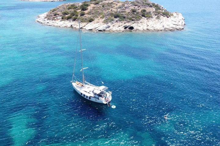 Sailing Yacht by Owner, Holidays to Greek islands