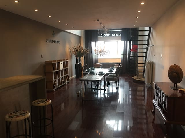 Gorgeous loft near the city Center - Ámsterdam - Loft