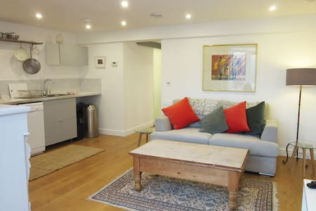 Wonderful private flat with free on-street parking