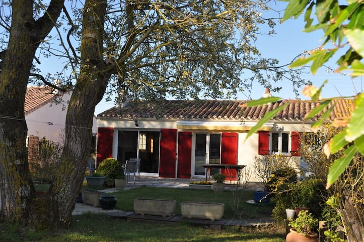Confort et harmonie pour un séjour de détente - Saint-Hilaire-de-Riez - Villa