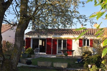 Confort et harmonie pour un séjour de détente - Saint-Hilaire-de-Riez - วิลล่า