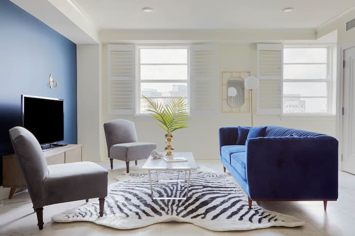 Sonder | Canal Street | Sophisticated 2BR + Pool