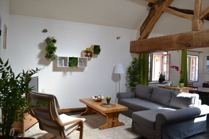 La Mansarde - Chateauneuf - Apartment