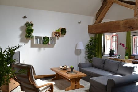 La Mansarde - Chateauneuf - Apartmen