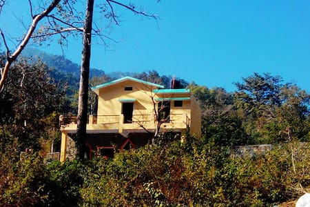 Holiday Home by a beautiful River in Mountains - Nainital - 独立屋