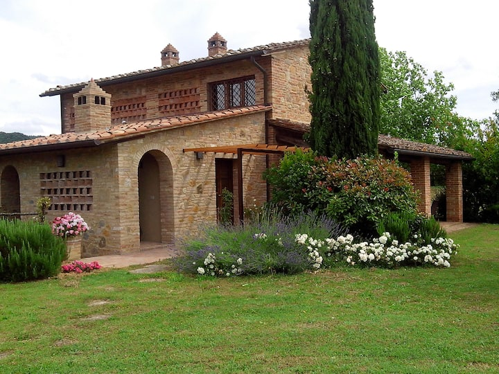Jasminum nel cuore della Toscana