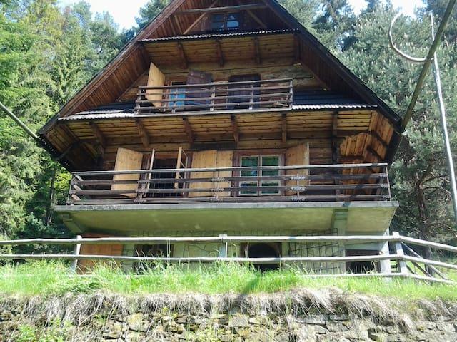 Domek w Górach okolice TURBACZA 8km - Knurów malopolska - House