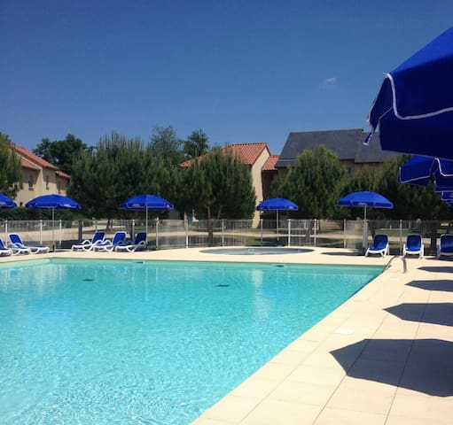 Montignac : appartement 2/4 personnes