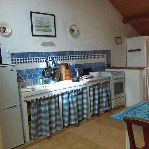 grange-loft aux portes des iles noirmoutier & yeu - Saint-Gervais - Loft