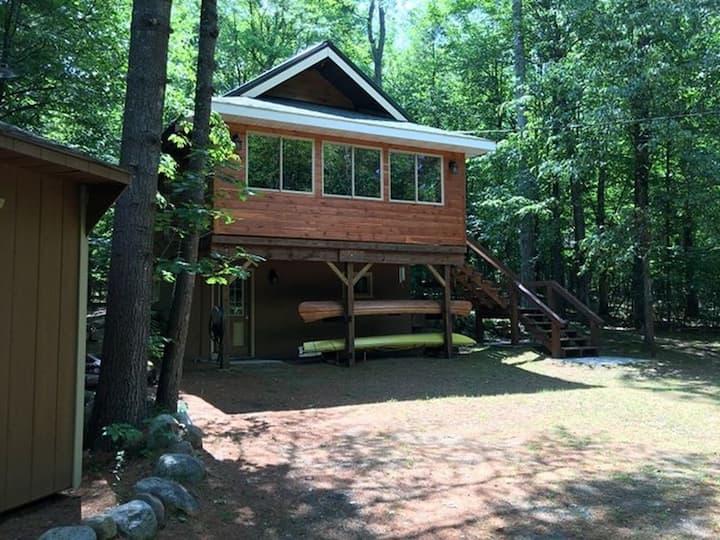 Nora's Adirondack Cabin- near whiteface!