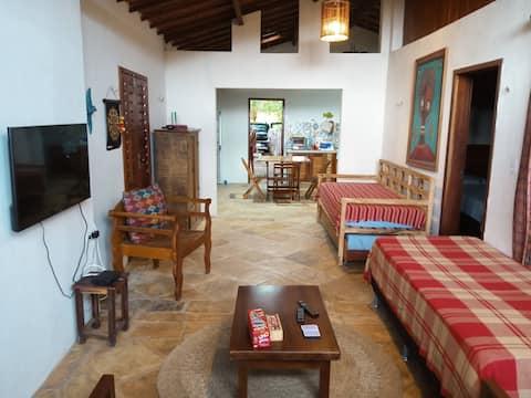 Icaraizinho Casa Capulana