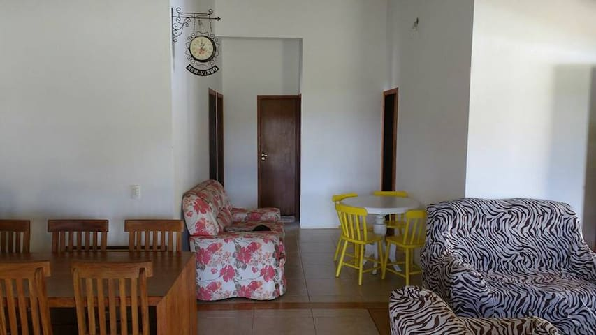 Casa de Campo em Mogi das Cruzes - Mogi das Cruzes - Cabaña