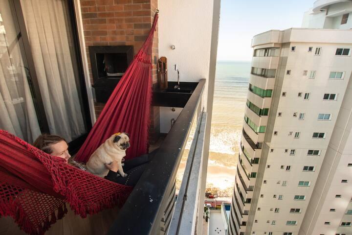 Beira mar, conforto e tranquilidade - Quarto 2