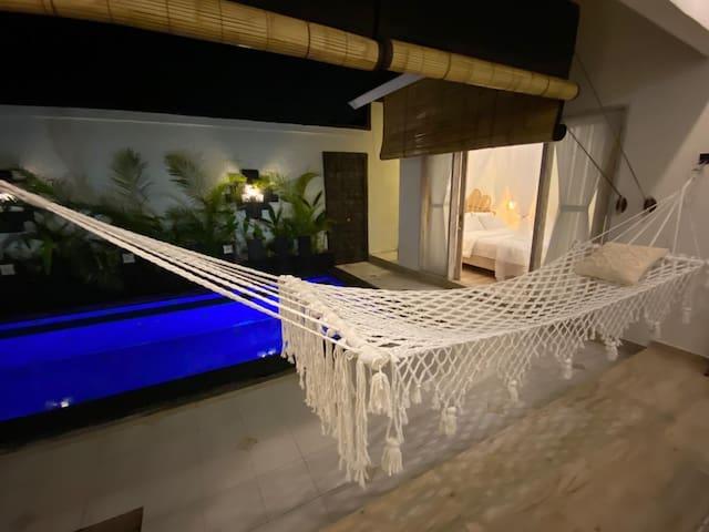 3 Bedroom Cozy Villa with private pool