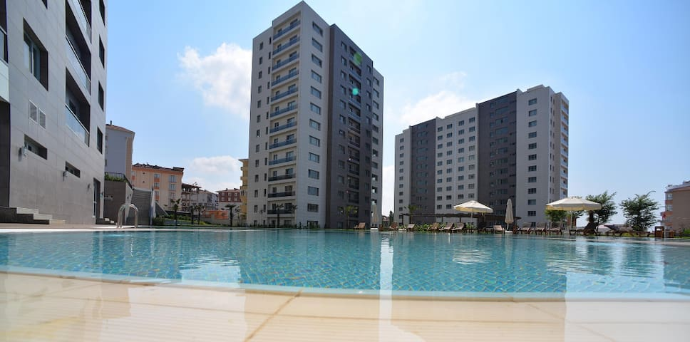 Complex Residance (Close to SAW Airport) - Istanbul - Huoneisto