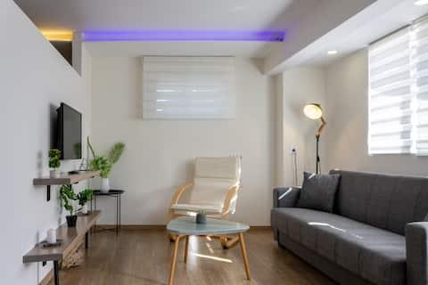 Minas House III |Gemütliche Wohnung in Agios Onoufrios