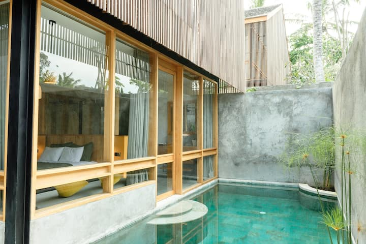 Modern One Bedroom Private Pool Villa