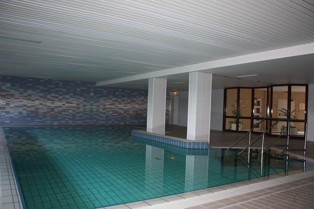kostenlose Schwimmbadnutzung
