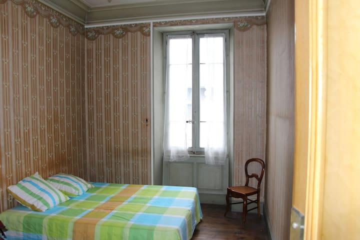 Maison bourgeoise dans village - La Motte-d'Aveillans - House