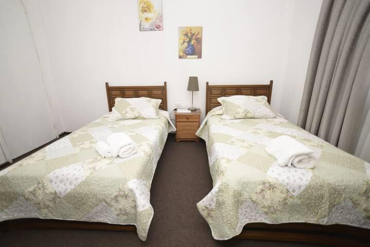 Hostal Vicuña Mackenna, centro de Temuco
