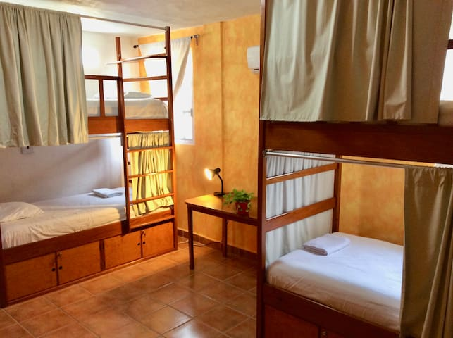 Cama#4 Dorms.4Pers. Chetumal UQROO & C.Convencion