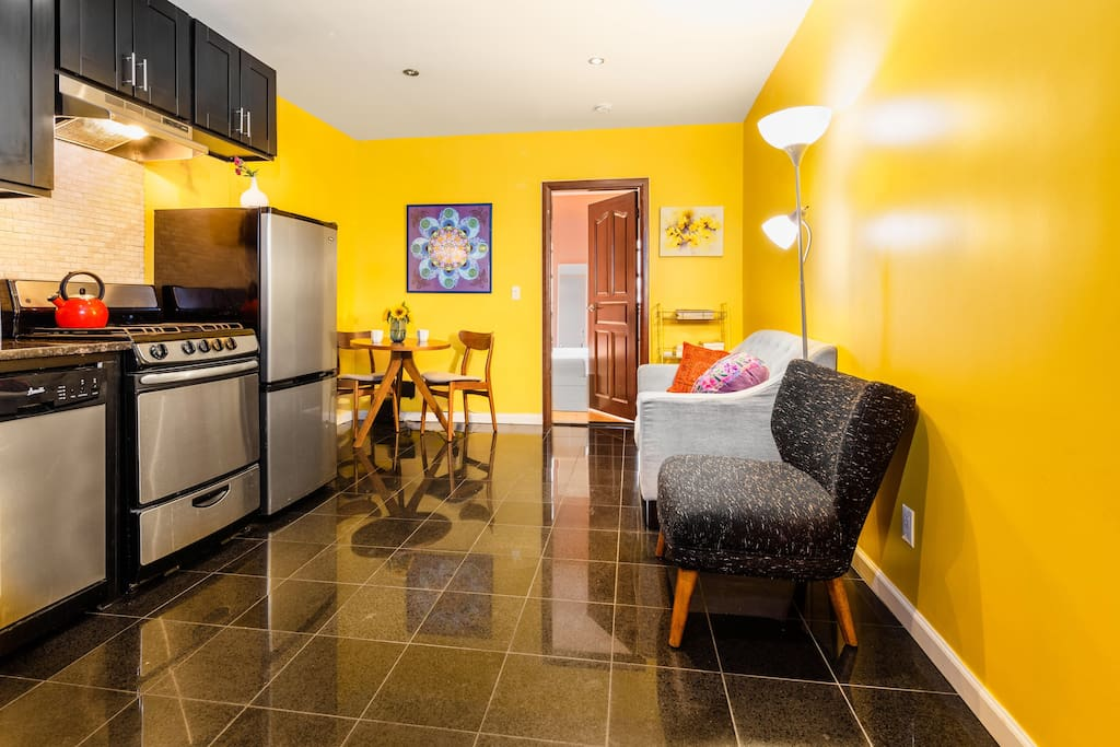 Modern cozy two bedroom apt near times square - 2 bedroom apartments for rent in nyc 1200 ...