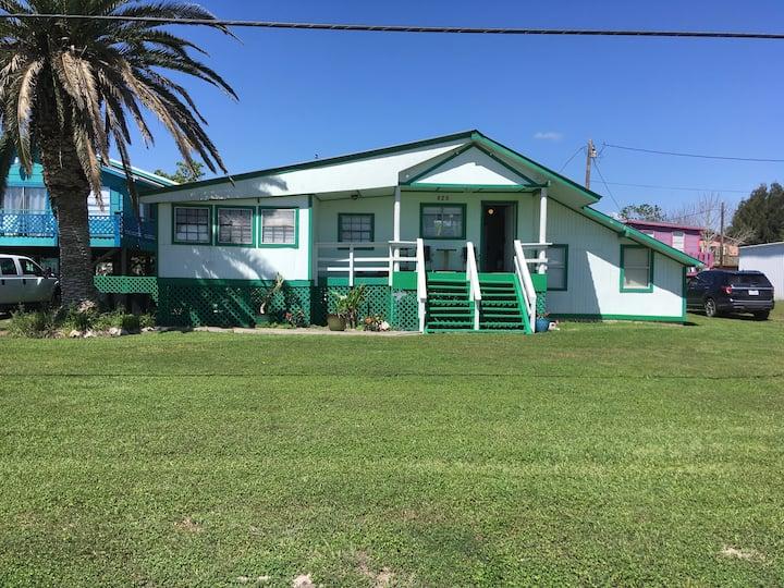 Old Shell Shop - Magnolia Beach