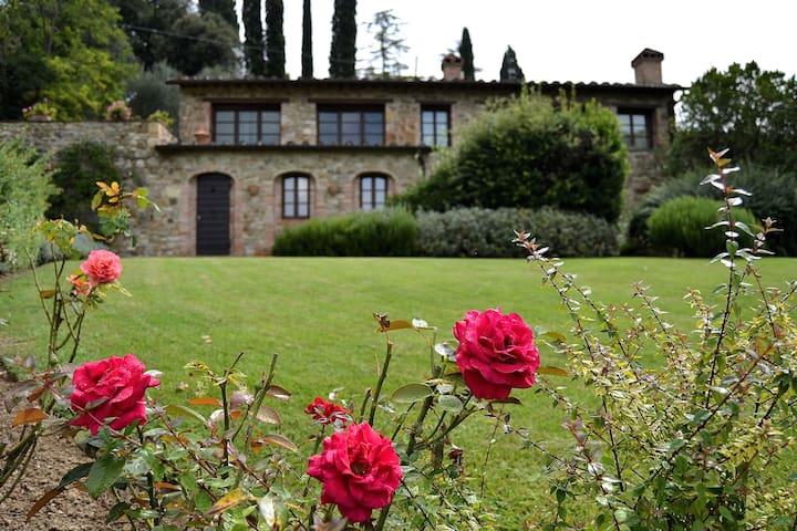 Amazing Villa btw Siena & Florence - Ellerone - Villa