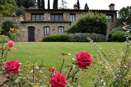 Amazing Villa btw Siena & Florence - Ellerone