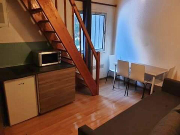 Appartement aux centre des 2 alpes