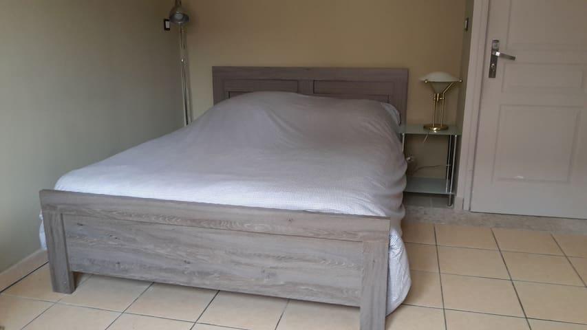 Sérénité et partage dans une maison,chambre privée - Portet-sur-Garonne - Rumah