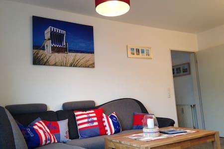 Schöne Ferienwohnung Dornumersiel - Dornum - Appartement