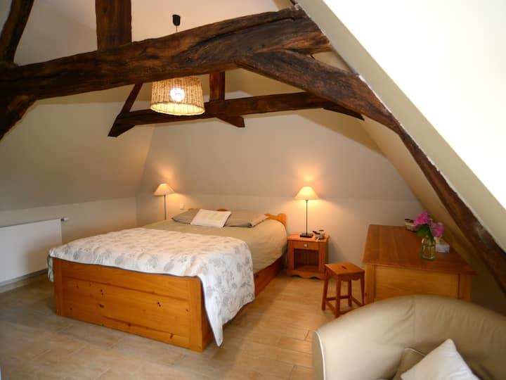 Room parenthèse champêtre