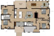 65 Beech Glen | Unit 1A | Private BR | Co-Living