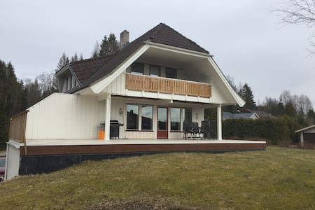 Villa ledig i ukene 26-31 - Ullensaker - Casa