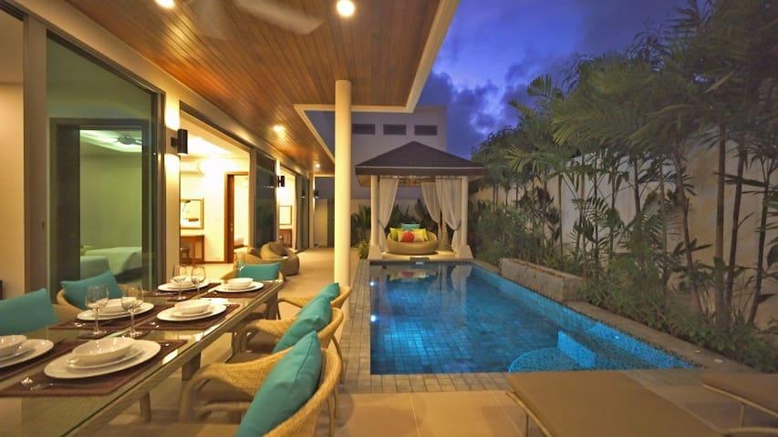 Dining Area / Swimming Pool Area