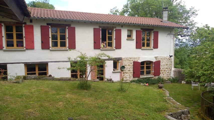 Maison en pierre Haute-Loire
