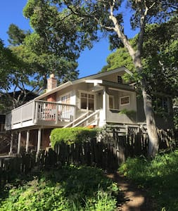 Sunshine Cottage By The Beach - Carmel-by-the-Sea